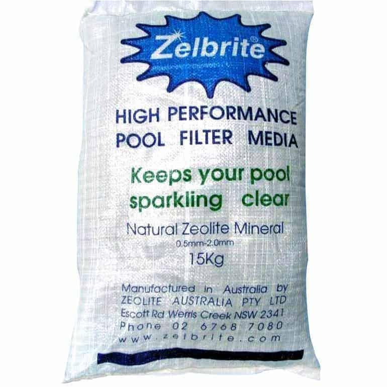 Zelbrite Zeolite Best Swimming Pool Filter In Thailand
