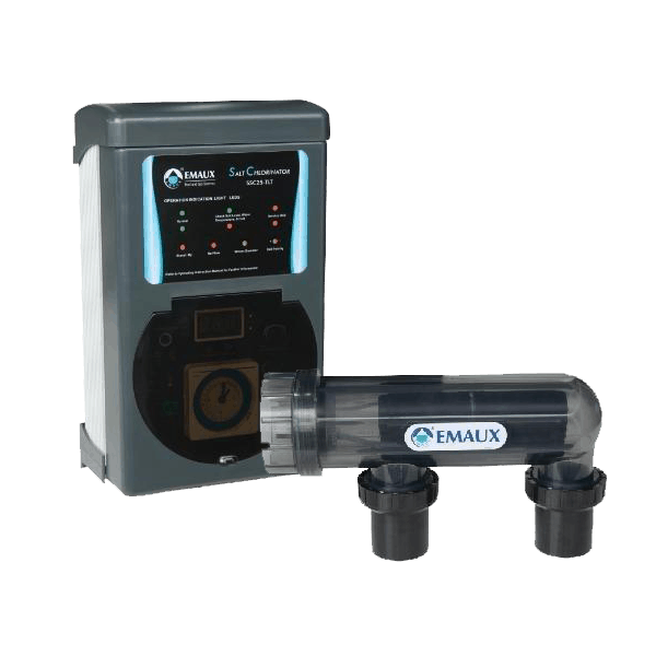 Emaux Salt Water Chlorinator Ssc15 T Series Thailand Swimming Pool Shop