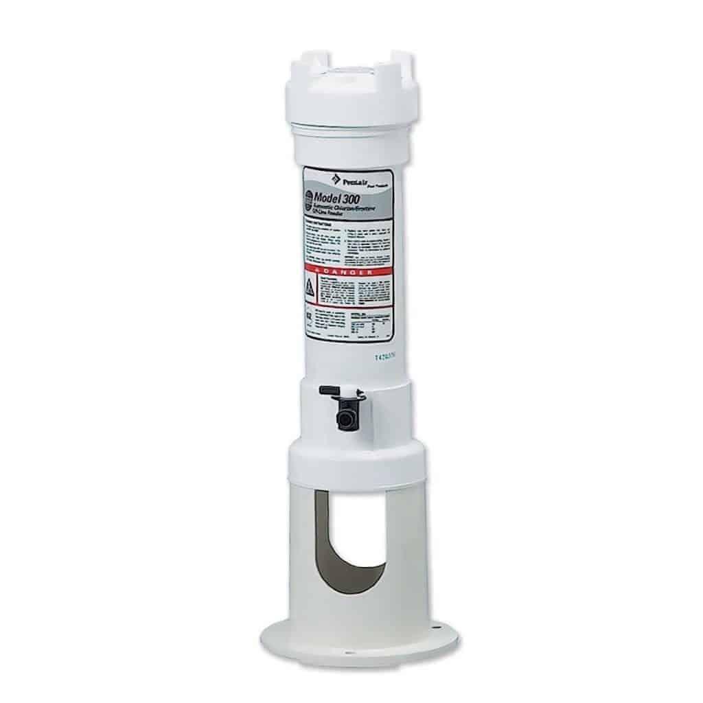 Pentair Rainbow 300 Chlorine Feeder Off Line Automatic Pool Chemical Feeder Model R171016